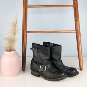 🌿Frye Engineer 8R Boots - Size 6.5🌿